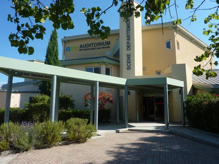 Journées du patrimoine 2018 - Visite guidée Auditorium Jean Moulin