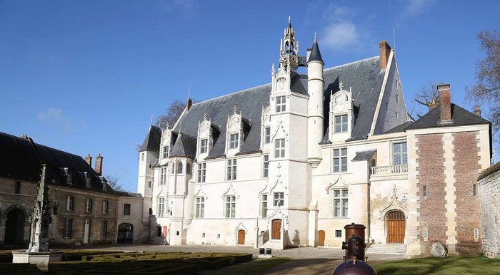 Journées du patrimoine 2018 - Visite guidée autour de l'ancien palais épiscopal