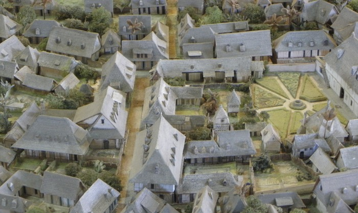 Journées du patrimoine 2018 - Visite guidée : Cayenne en 1850