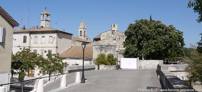 Journées du patrimoine 2017 - Centre ancien d'Aramon