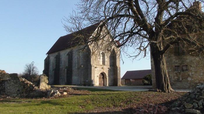 Journées du patrimoine 2018 - Chapelle Templière d'Avalleur