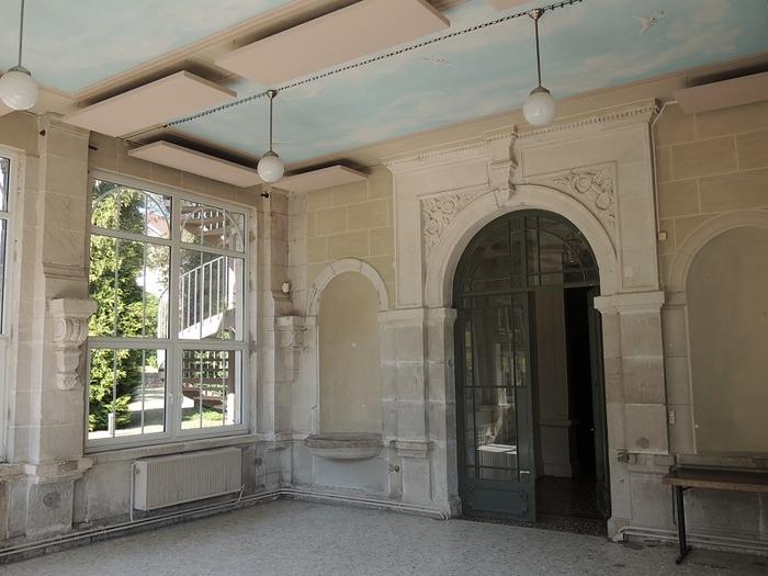 Journées du patrimoine 2018 - Château des Brasseurs