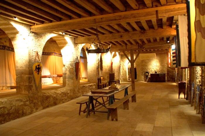 Journées du patrimoine 2018 - Visite guidée du château de Peyras