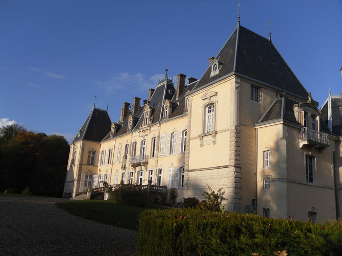 Journées du patrimoine 2018 - Visité guidée du Château de Saint-Loup Nantouard