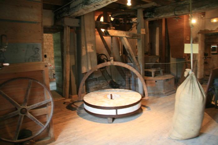 Journées du patrimoine 2018 - Visite guidée d'un moulin hydraulique