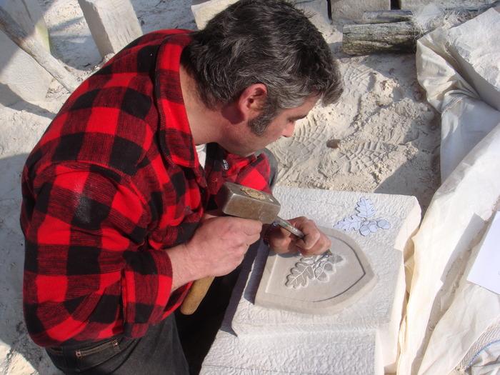 Journées du patrimoine 2018 - Découverte d'une carrière de grès