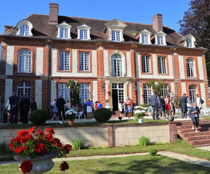 Journées du patrimoine 2018 - Visite guidée d'une demeure XVIIIe et de ses jardins