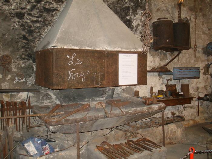 Journées du patrimoine 2018 - Visite guidée d'une forge et maréchalerie