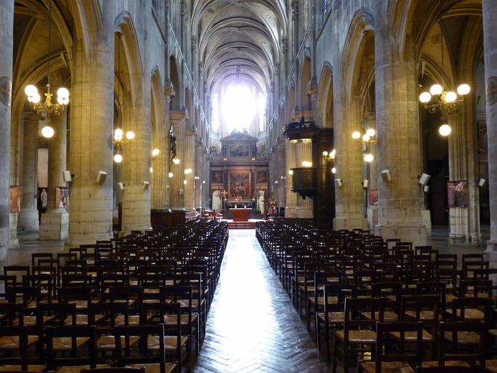 Journées du patrimoine 2018 - Visite guidée d'une partie de l'église