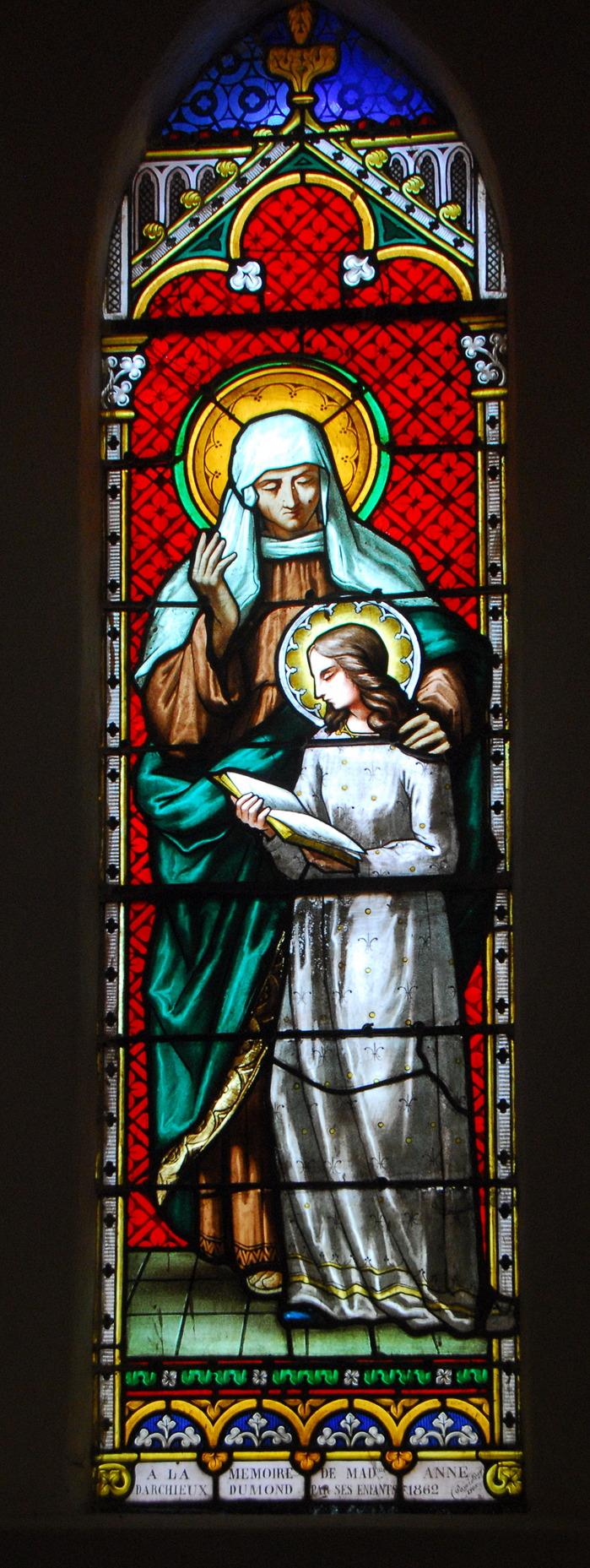 Journées du patrimoine 2018 - Visite commentée de l'église Saint-Sylvestre de Solaize.
