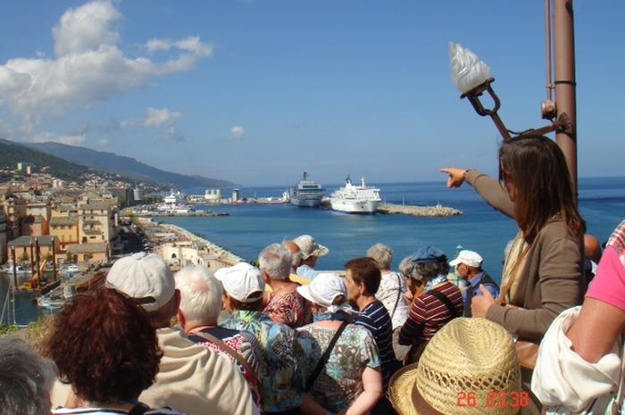 Journées du patrimoine 2017 - Visite guidée de Bastia en langue corse
