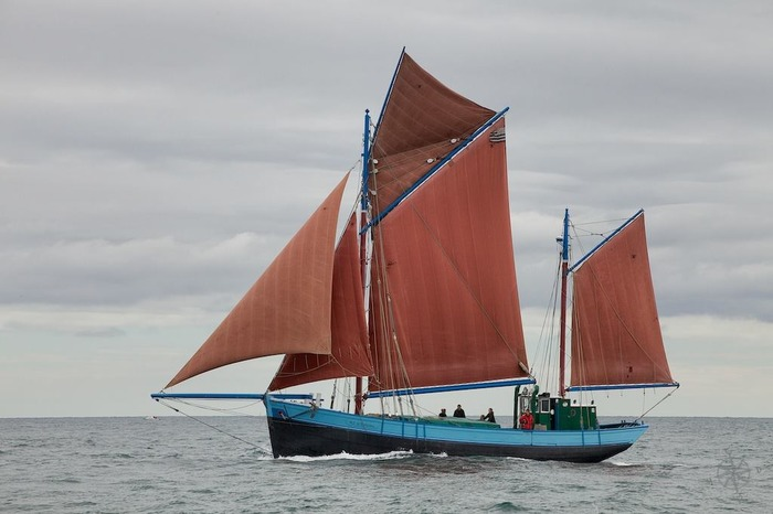 Journées du patrimoine 2018 - Visite guidée de bateaux classés monuments historiques.