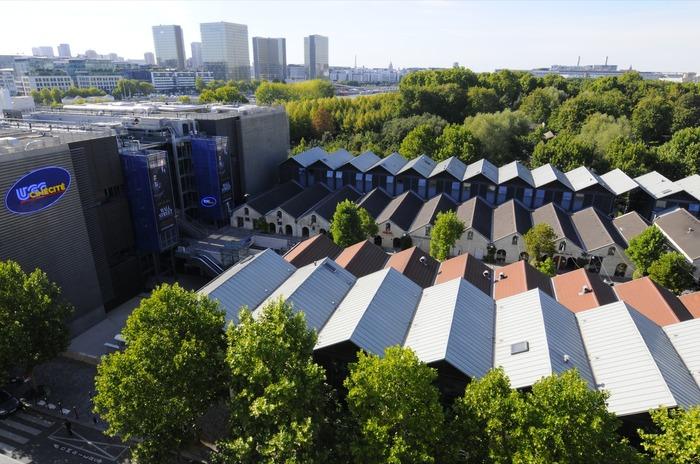 Journées du patrimoine 2018 - Visite guidée de Bercy, ancien marché vinicole de Paris