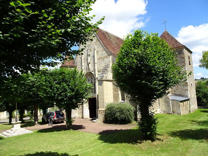 Journées du patrimoine 2018 - Visite guidée d'une église rurale du début du XVIème siècle