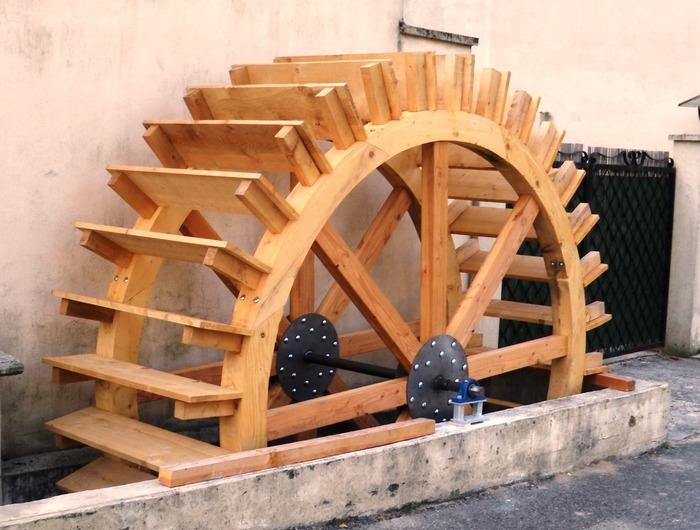 Journées du patrimoine 2018 - Visite guidée de Chabeuil, au fil de l'eau du canal des moulins.