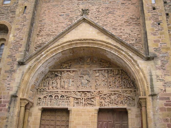 Journées du patrimoine 2018 - Visite guidée de l'abbatiale et de son tympan du Jugement dernier