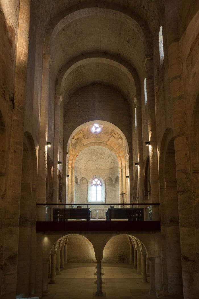 Journées du patrimoine 2017 - Visite guidée de l'abbatiale