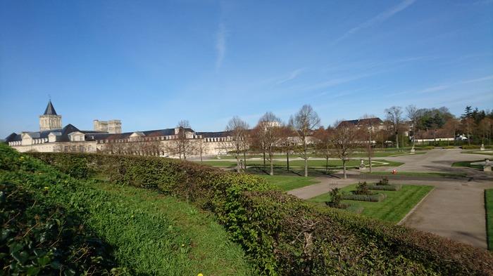 Journées du patrimoine 2018 - Visite guidée de l'abbaye aux Dames