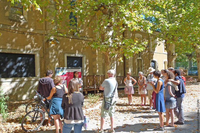 Journées du patrimoine 2018 - Visite guidée de l'abbaye d'Aniane