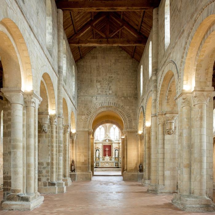 Journées du patrimoine 2018 - Visite guidée de l'Abbaye de Graville