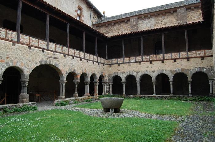Journées du patrimoine 2018 - Visite guidée de l'abbaye de Lavaudieu.