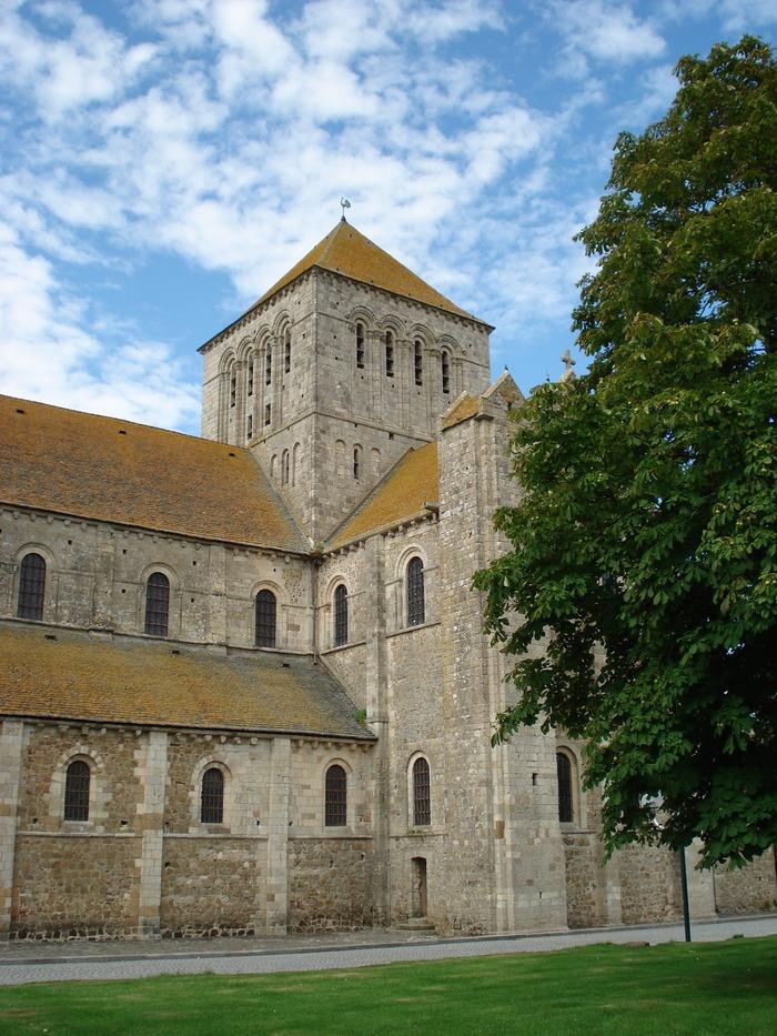 Journées du patrimoine 2018 - Visite guidée de l'abbaye de Lessay