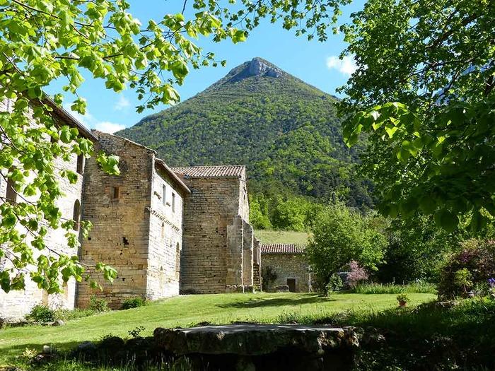 Journées du patrimoine 2018 - Visite guidée de l'abbaye de Valcroissant.