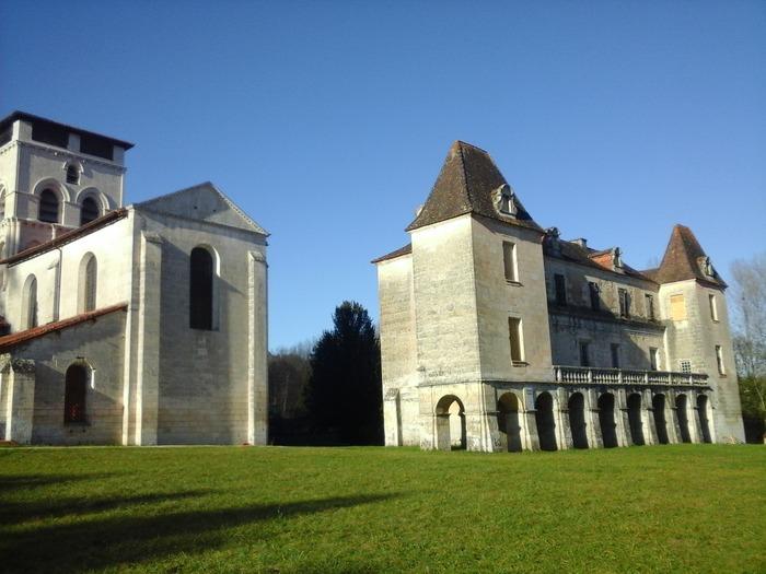 Journées du patrimoine 2018 - Visite guidée de l'Abbaye et de son parc