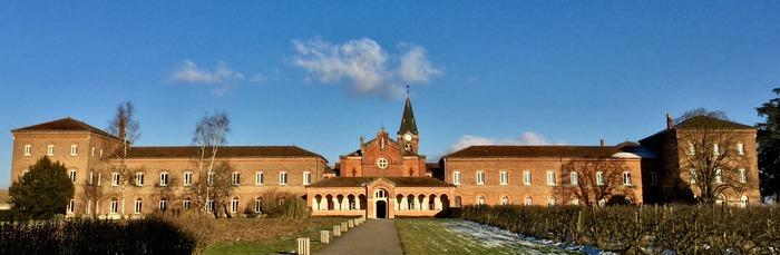 Journées du patrimoine 2017 - Visite guidée de l'abbaye Notre Dame des Dombes