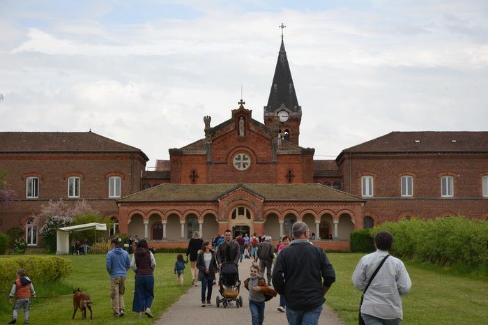 Journées du patrimoine 2018 - Visite commentée de l'abbaye Notre-Dame des Dombes.