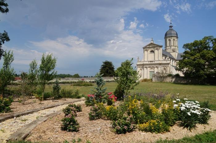 Crédits image : © Abbaye Saint-Martin de Mondaye