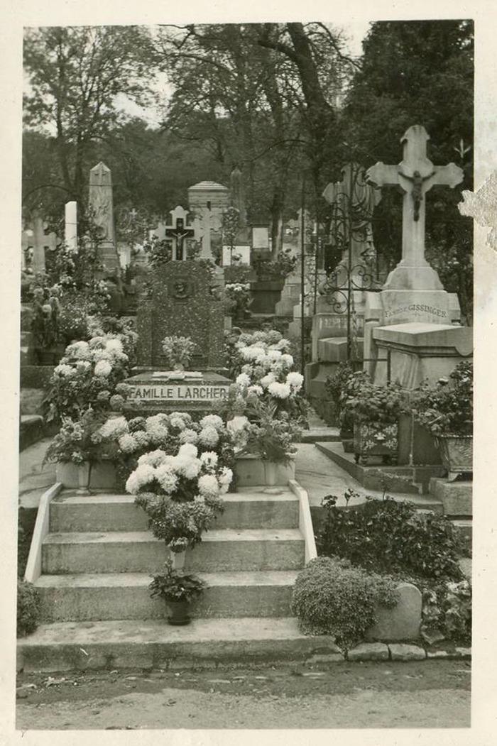 Journées du patrimoine 2018 - Visite guidée de l'ancien cimetière