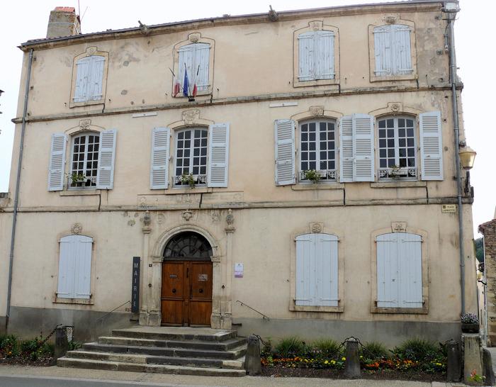 Crédits image : Mairie de Chauriat