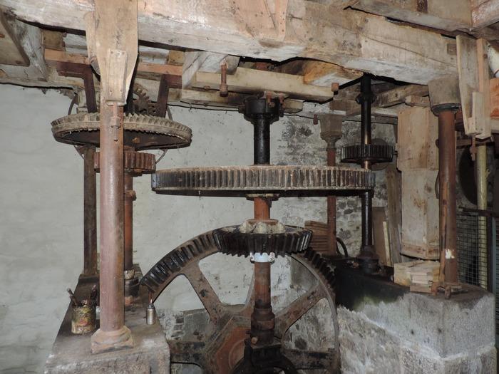 Journées du patrimoine 2018 - Visite guidée de l'ancien moulin
