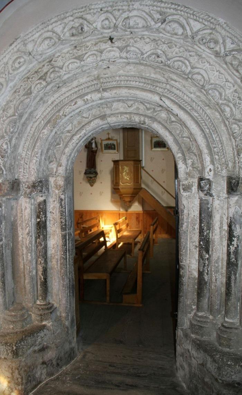 Journées du patrimoine 2018 - Visite guidée de l'ancien portail roman