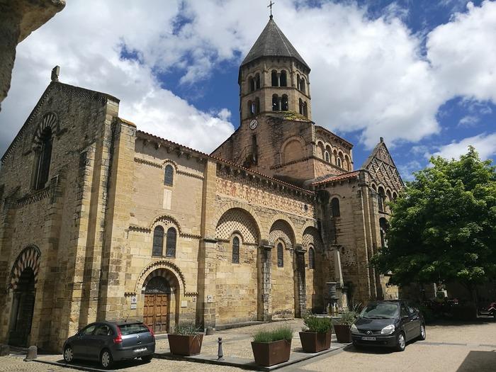 Journées du patrimoine 2018 - Visite guidée de l'ancien prieuré clunisien St Julien.