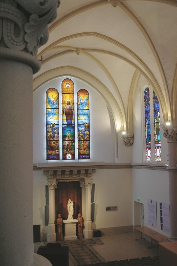 Crédits image : Etablissement catholique Saint-André