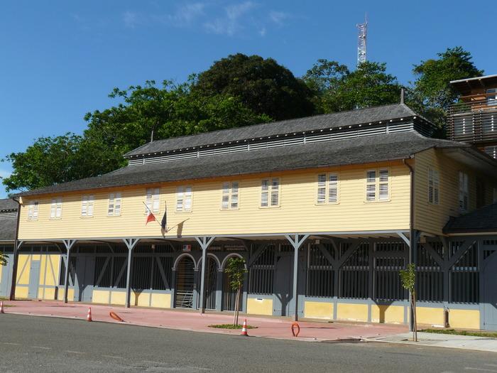 Journées du patrimoine 2018 - Visite guidée de l'Ancienne douane