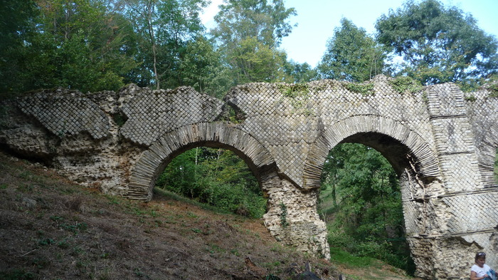 Journées du patrimoine 2018 - Circuit commenté de l'aqueduc romain du Gier.