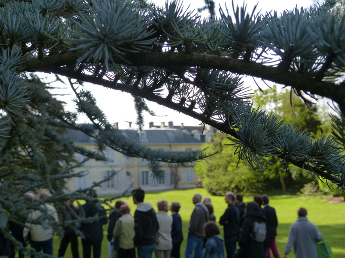 Journées du patrimoine 2018 - Visite guidée de l'Arboretum de Vilmorin