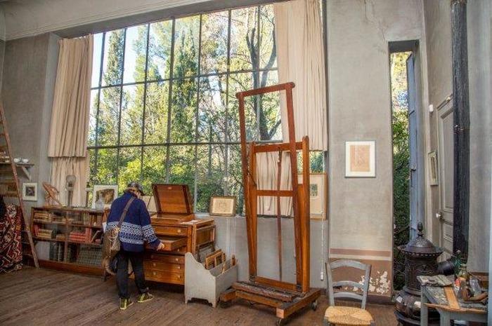 Journées du patrimoine 2018 - Visite guidée de l'atelier du peintre