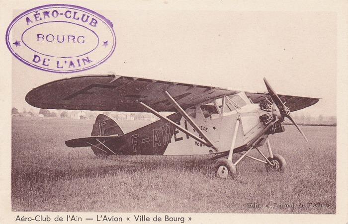 Journées du patrimoine 2018 - Visite guidée de l'atelier du Potez 36-13, avion classé au titre des monuments historiques depuis fin 2012.