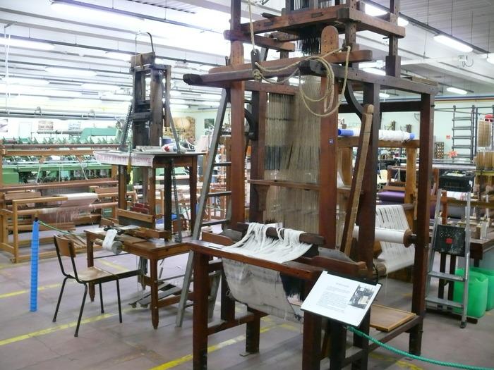 Journées du patrimoine 2017 - Visite guidée de l'atelier du textile
