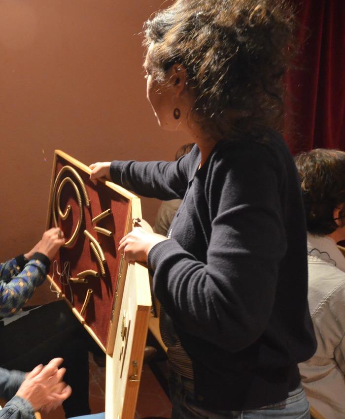 Journées du patrimoine 2018 - Visite commentée de l'atelier-musée de la broderie d'or.