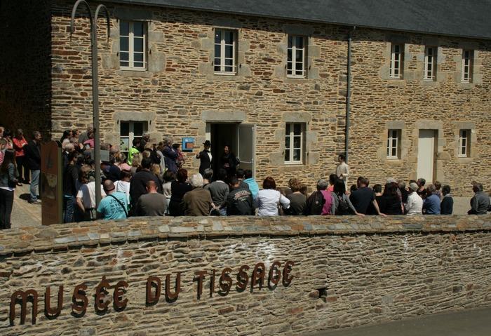 Journées du patrimoine 2018 - Visite guidée de l'Atelier Musée du tissage d'Uzel
