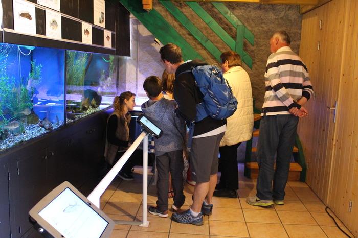 Journées du patrimoine 2018 - Visite commentée de l'écomusée de la pêche et du lac.