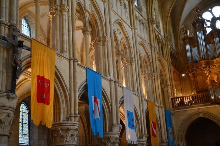 Journées du patrimoine 2018 - Visite guidée de l'église-abbatiale Notre-Dame de Mouzon