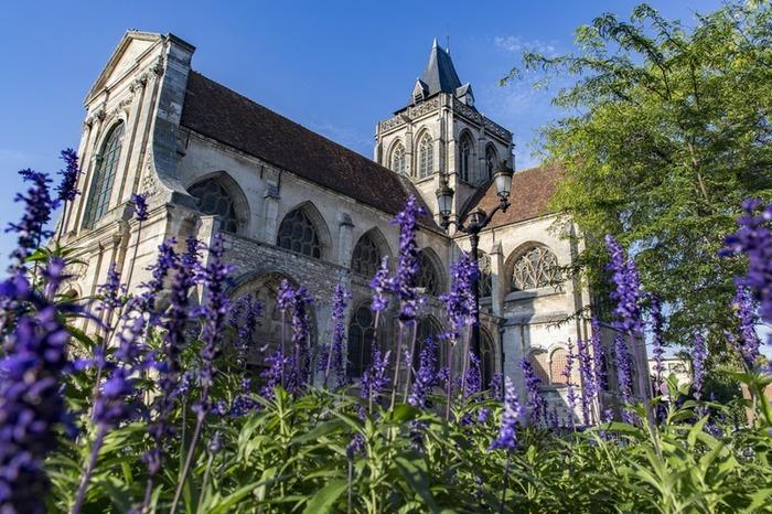 Journées du patrimoine 2018 - Visite guidée de l'église abbatiale de Saint-Taurin