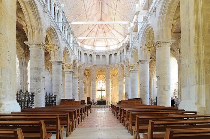 Journées du patrimoine 2017 - Visite guidée de l'église abbatiale