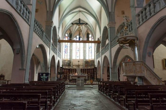 Journées du patrimoine 2018 - Visite guidée de l'Église d'Orgelet